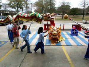 children_dragon